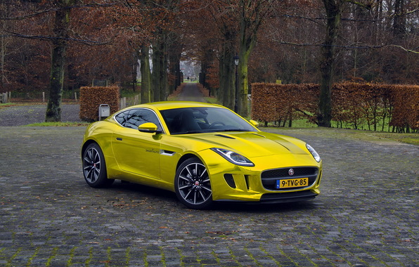 jaguar-f-type-coupe-gold