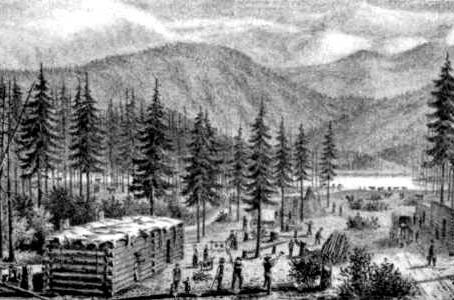 Snowbound: November 1846 – February 1847