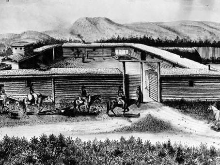 Betrayed at Fort Bridger:  July 1846