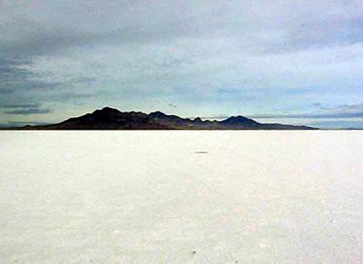 The Salt Desert: August 1846