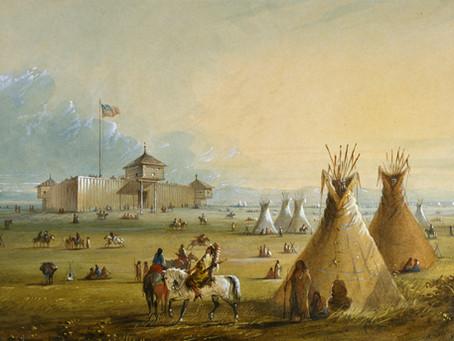 A Warning from fort Laramie: June 1846