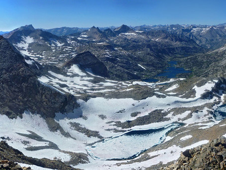 Climbing the Sierra: October 1846