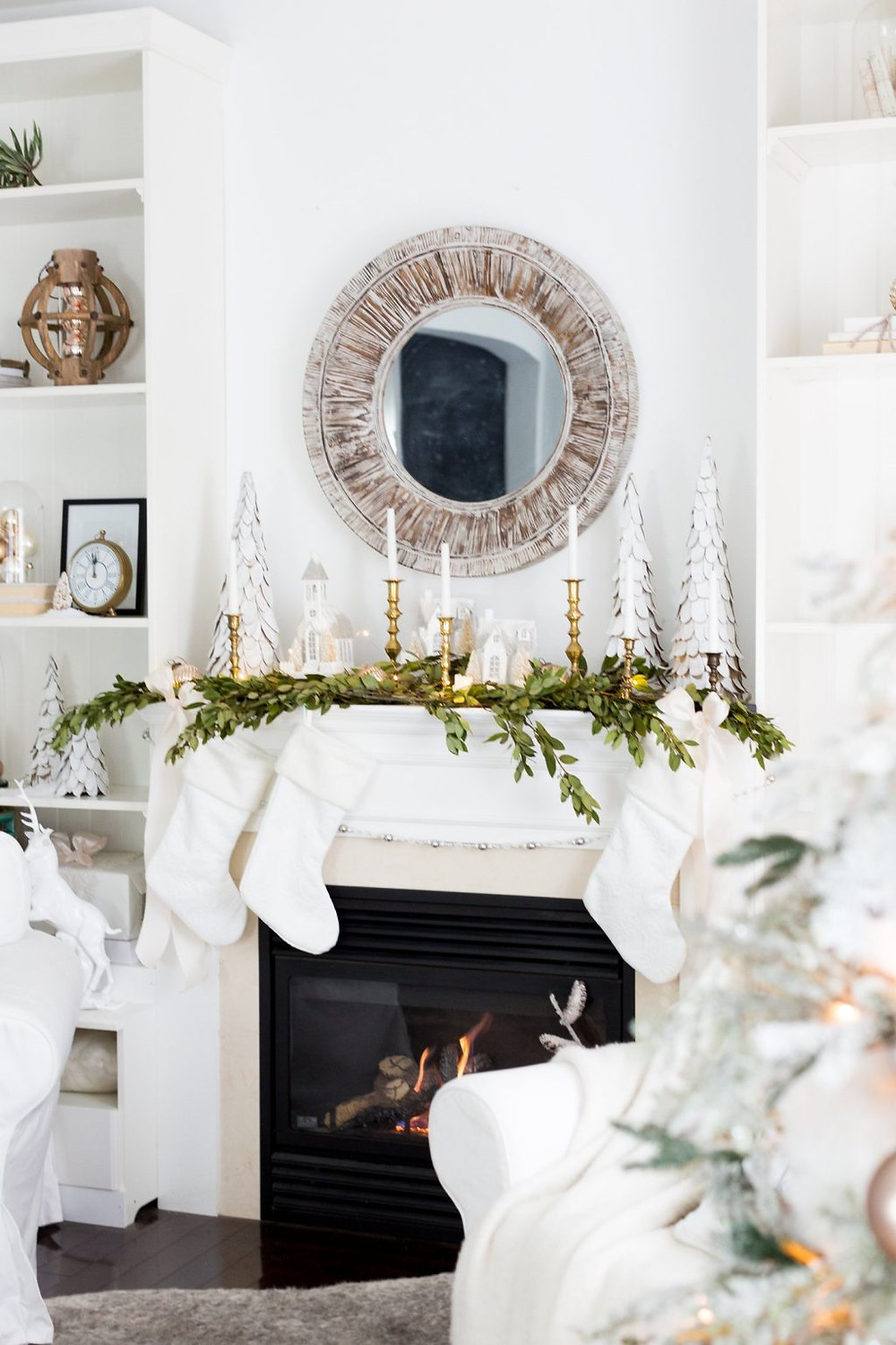 A Classic & Timeless White Christmas