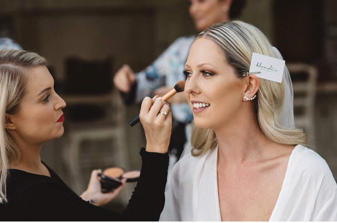 SECRETS TO PERFECT WEDDING DAY MAKE UP - with Make Up Artist AMELIA WEBB