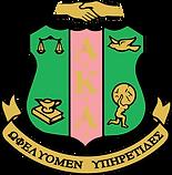 Alpha Kappa Alpha Sorority Official Cres