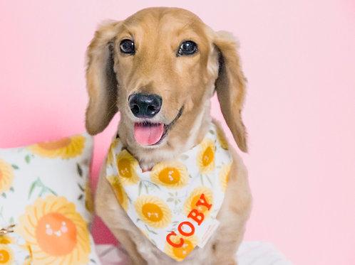 Pineapple Tarts Huat Orange Bandana