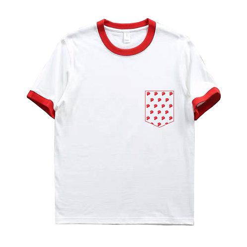 Singapore Plastic Bag Pocket Tshirt
