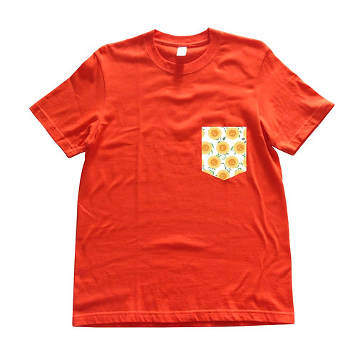 Pineapple Tarts Pocket Tshirt