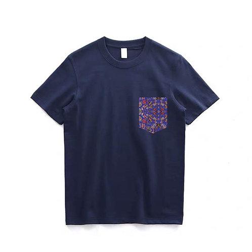 SIA Batik Pocket Tee Shirt