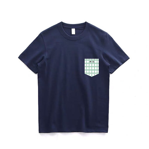 Chinese Compo Pocket Tshirt