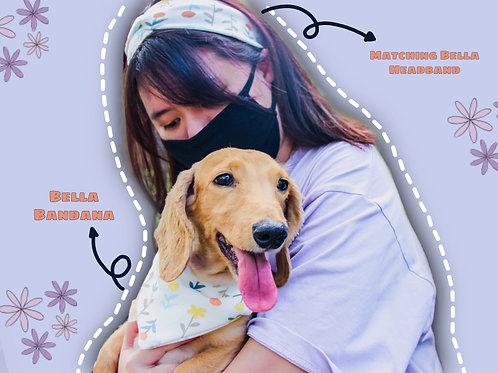 Bella Dana and/or Matching Headband