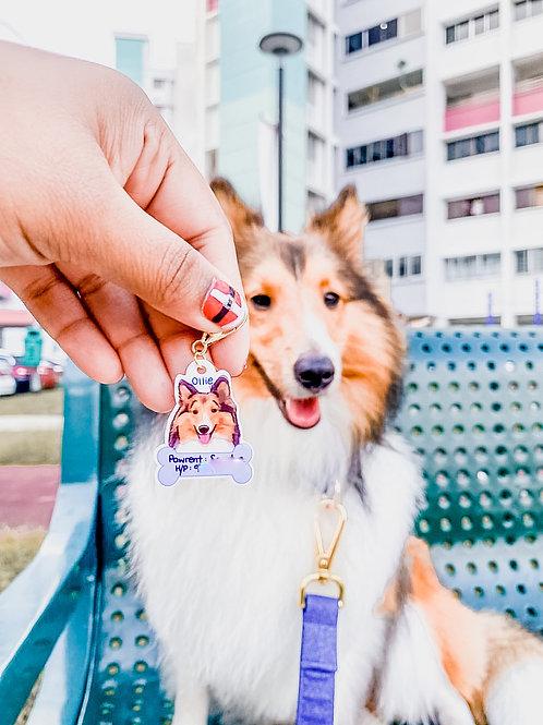 Customized Dog Tag