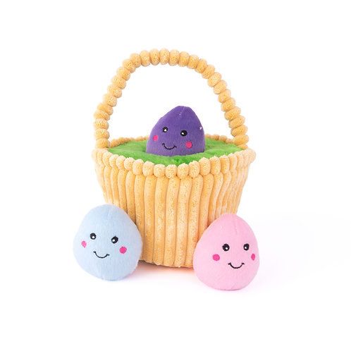 Zippy Burrow - Easter Basket