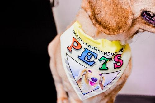 PETS Textbook Bandana