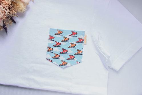 Dragon Playground Pocket Tshirt