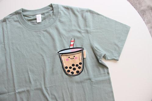 Bubble Tea Pocket Tshirt