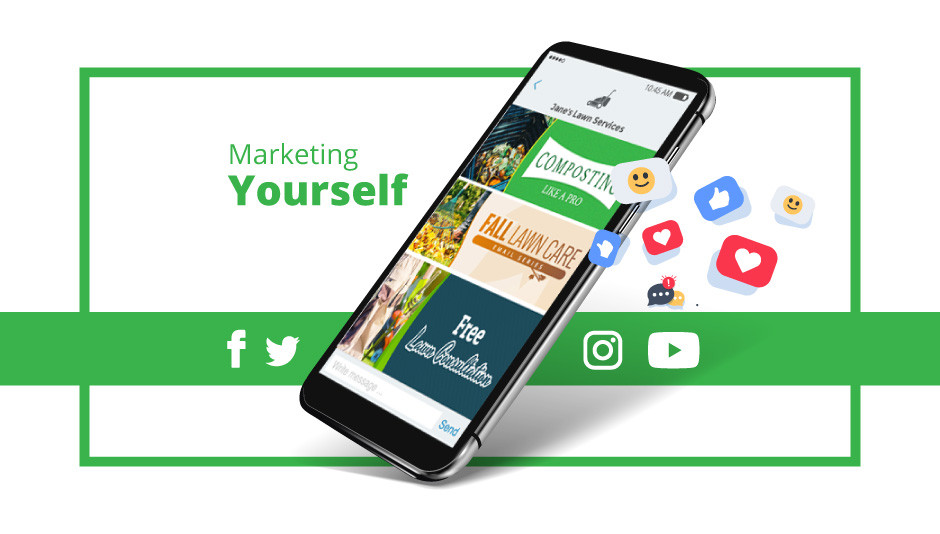 Market Yourself with Automated Landscaper Marketing