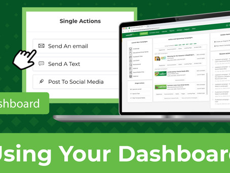 Market Your Lawn Care Business From A Content Dashboard