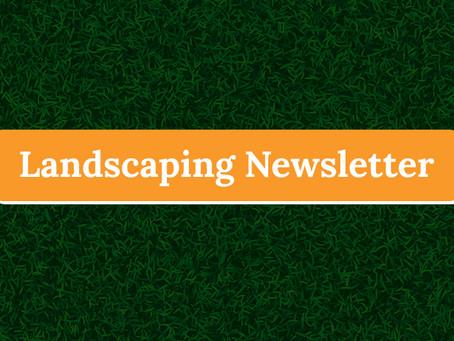 Campaign Spotlight: Landscaping Newsletter