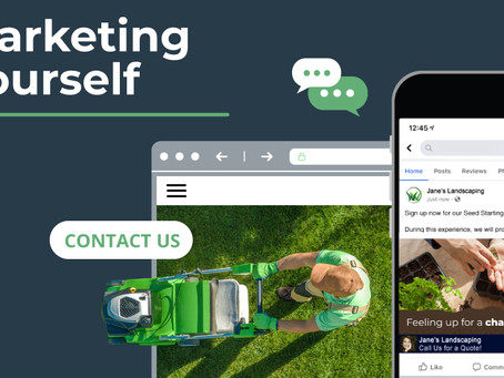 5 Tips for Marketing Yourself as a Landscaping Professional