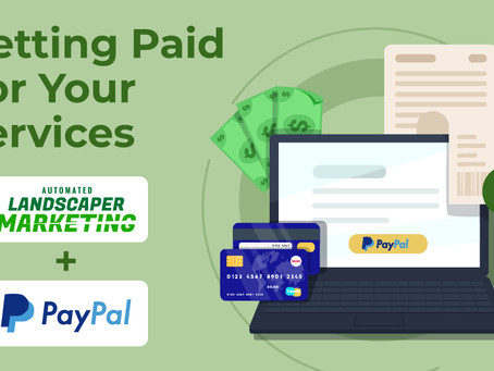 Getting Paid For Your Lawn Care Services