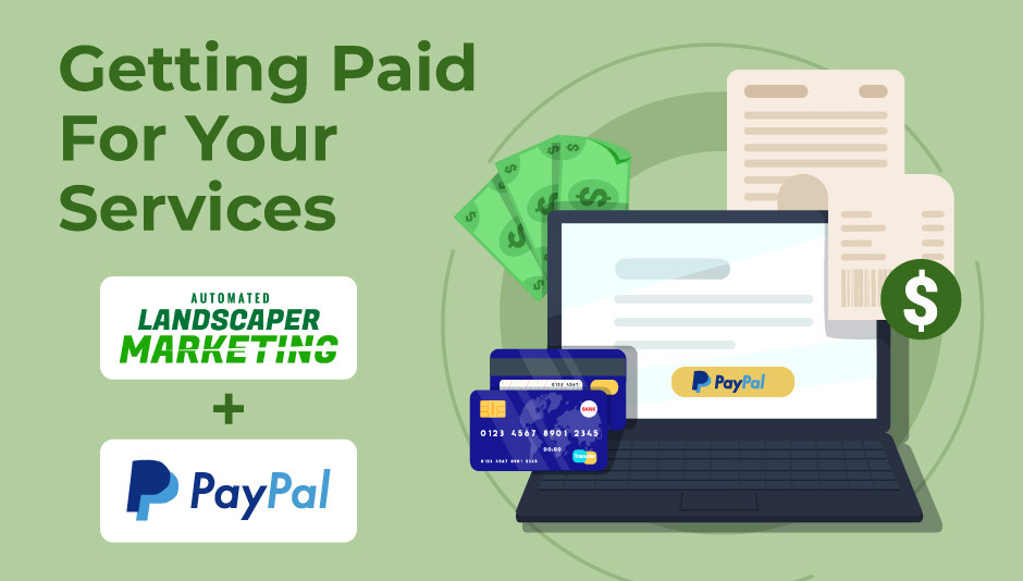 Getting paid for your lawn care services just got easier!