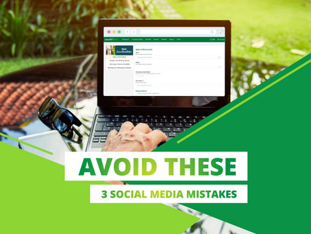 Don't Make These Social Media Marketing Mistakes With Your Lawn Care Business