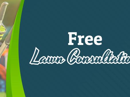 Campaign Spotlight: Free Lawn Consultation