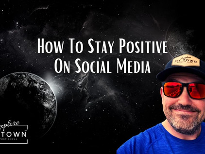 How to Stay Positive on Social Media
