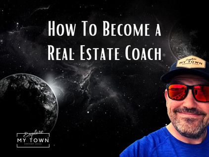 How to Become a Real Estate Coach