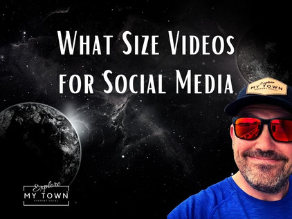 What Size Videos for Social Media