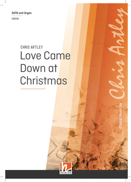 Three prize winning carols by Chris Artley have just been published by Helbling Verlag. These are, &