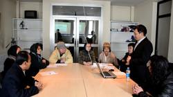 Kabul  film marketing workshop