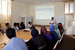 Bamyan: filmmaking classroom