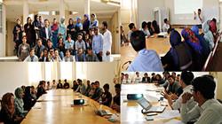 Bamyan film Academy students