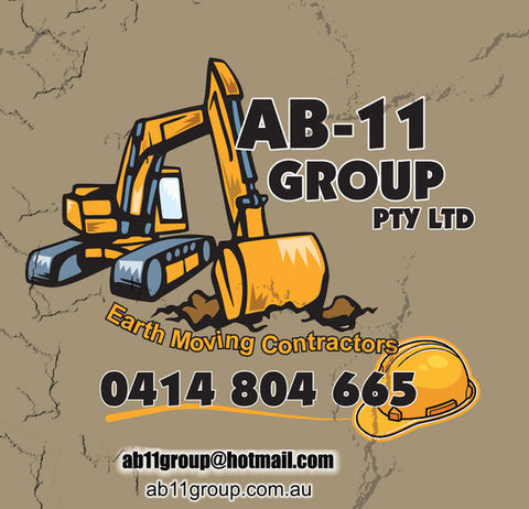 AB-11 GROUP Pty Ltd | Earth Moving Contractors