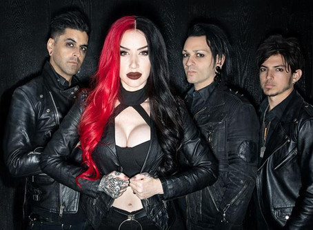 Interview with Frankie Sil & Austin Ingerman of New Years Day