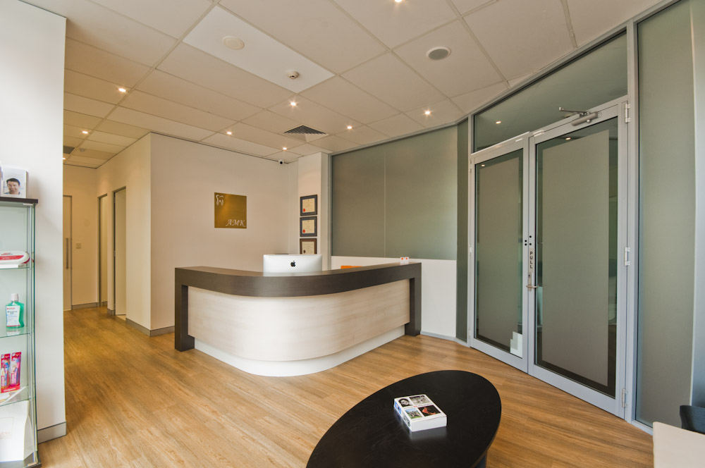 AMK Dental Clinic - Reception 1.1