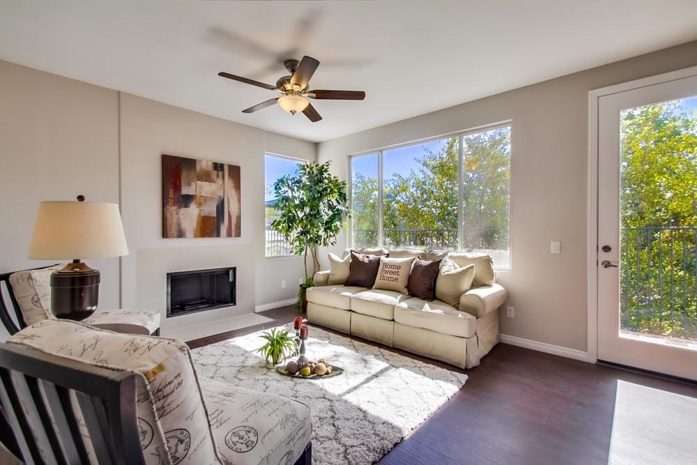 Living room 1201
