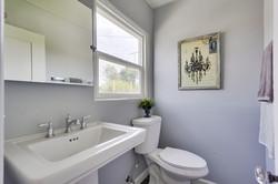 Half Bathroom Gallery