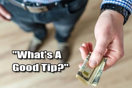 """What's A Good Tip?"""