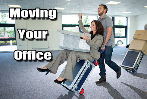 Moving Your Office?