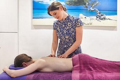 Ayurvedic Massage - Corina Mueller
