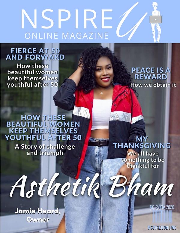 NSpire U November 2020 Cover