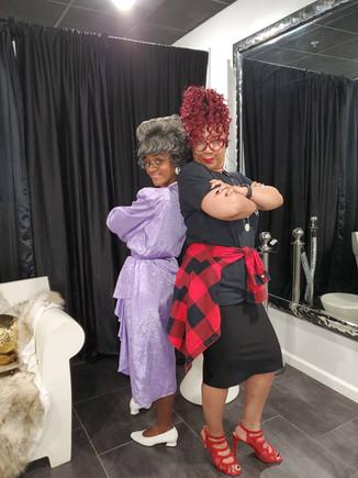NSpire U and Ms. Shirleen