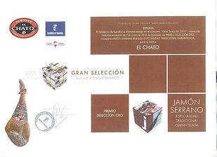 Seleccion Oro jamon bodega 2010.jpg