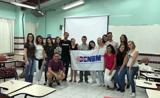 Reunião DENEM + CAMAB abril/2018