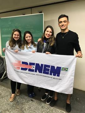 Delegação UCB no ECEM 2018
