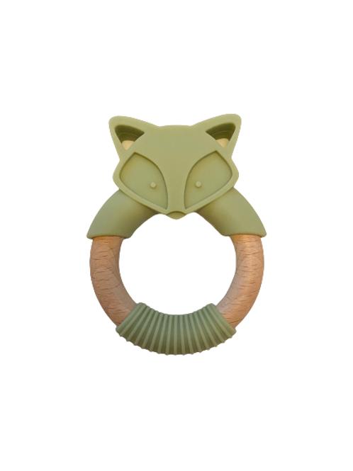 Fox teethers