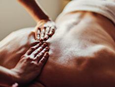 massage spécial dos